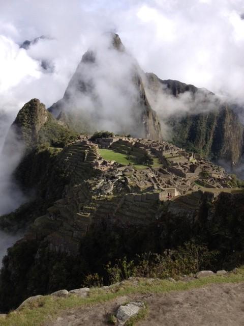 Machu Picchu, by Rick Bellingham