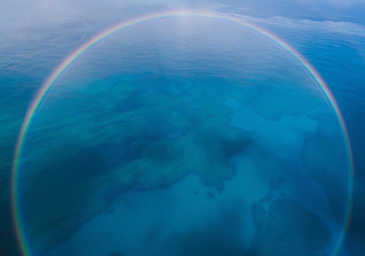 Full Rainbow | Credit: Jakob Owens | License: CC0