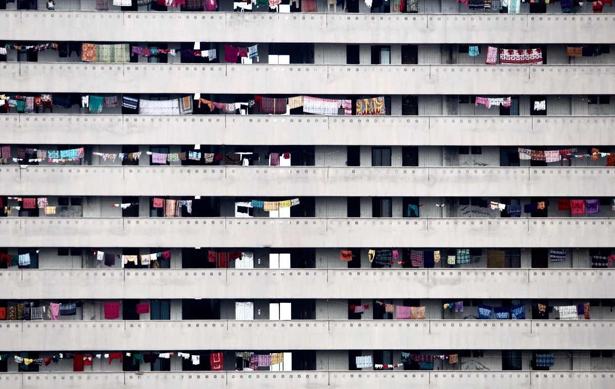 Photo of Dhaka, Bangladesh | Credit: Pujohn Das
