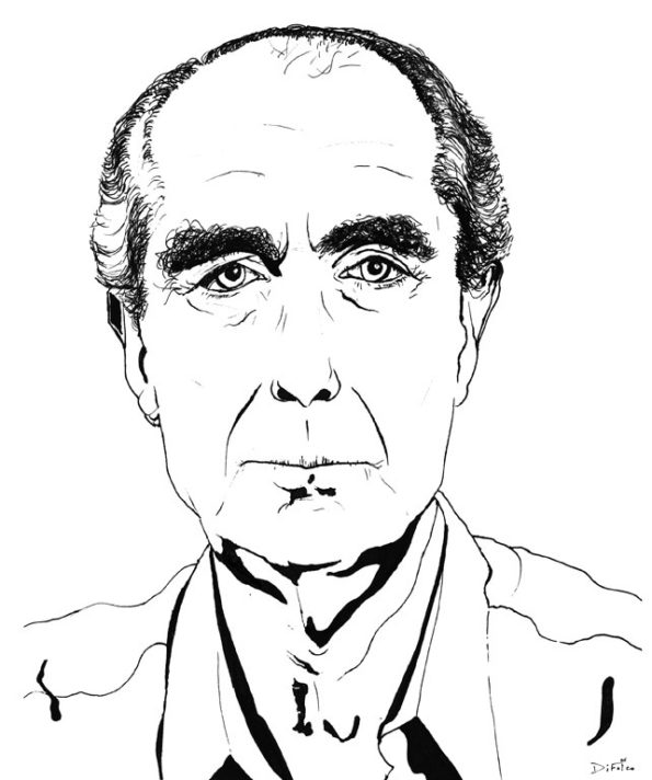 Title : philip roth | Gregory Di Folco | Flickr