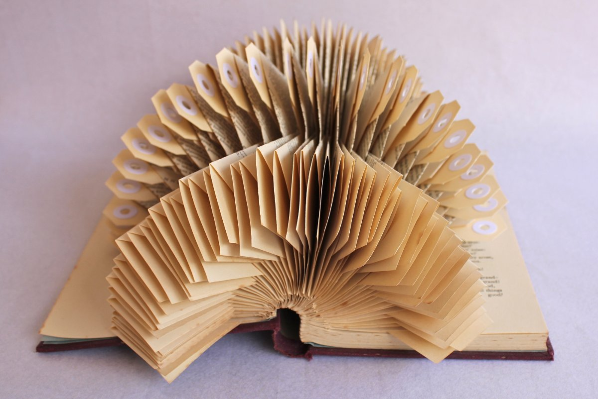 Title: UFO (Altered Book) | Author: robfos on Flickr | Source: https://www.flickr.com/photos/robfos/8038513852/ | License: CC BY 2.0