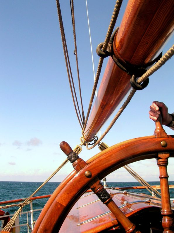 sailing rudder