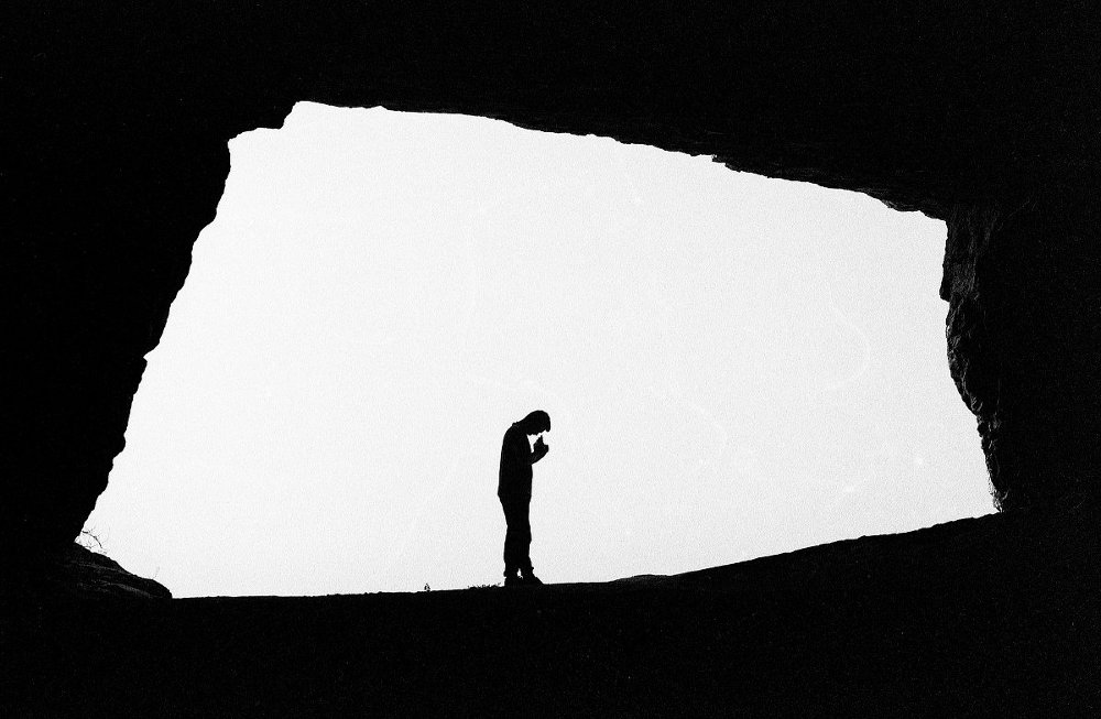 Title: photographer silhouette | Author: Benjamin Balázs